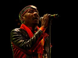 Jimmy Cliff, Concierto Privado KCRW