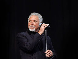 Tom Jones, Concierto Privado KCRW